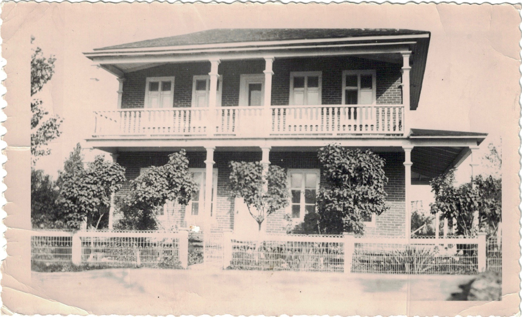 Dating historical house construction